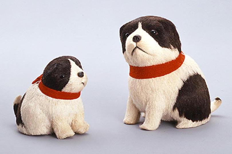 毛作り人形 犬