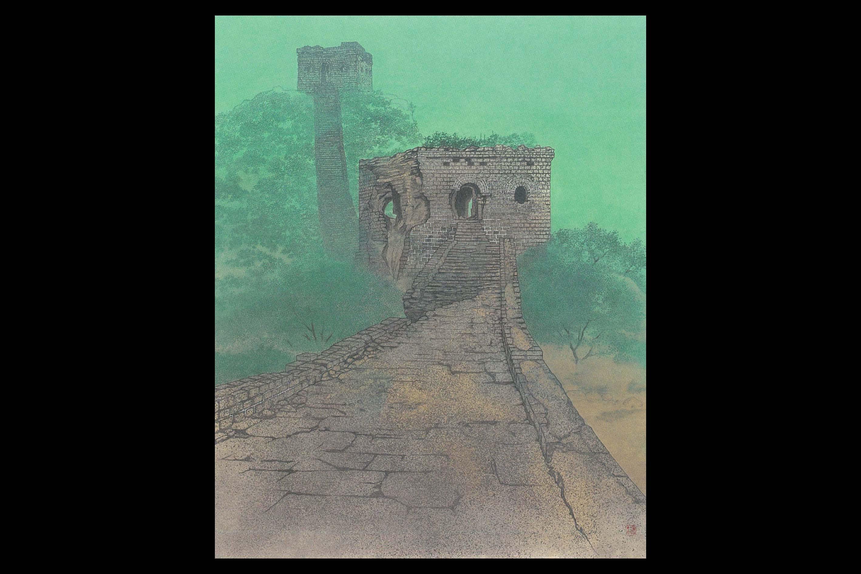 旅の思い出 長城
